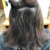 大阪・堺市・なかもずで【大人世代にオススメ】の明るい白髪染めと、柔らかで毛先がピンピンにならない縮毛矯正にこだわっているサロンbrote《ブローテ》