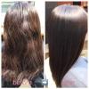大阪・堺市・なかもずにあるbrote(ブローテ)の縮毛矯正の料金は安くは無いですが、圧倒的に丁寧な施術で髪質(くせ毛)を改善させて頂きます!